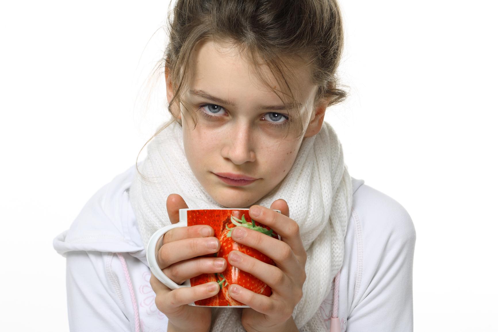 Megfázás vagy allergia?