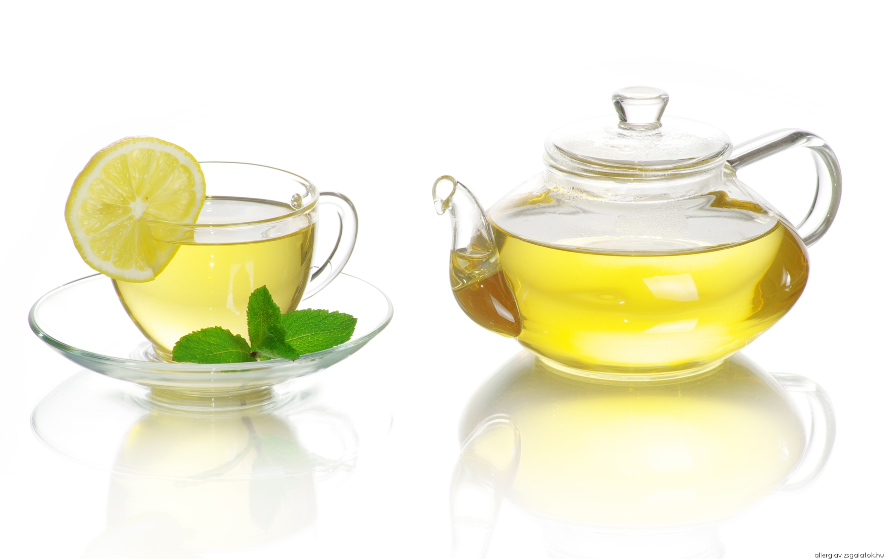 Az allergia fitoterápiás kezelése - teakeverék
